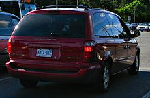 Dodge Caravan Seating >> Dodge Caravan Wikipedia