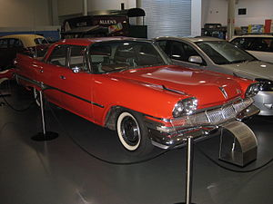 Chrysler Australia - The Dodge Phoenix was produced by Chrysler Australia from 1960 (pictured) to 1973