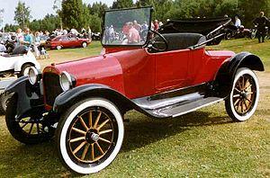 Dodge Model 30 Roadster 1920