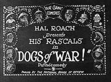 Cães de TITLE.JPEG guerra