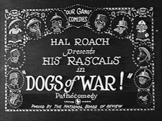 <i>Dogs of War!</i> (film) 1923 film