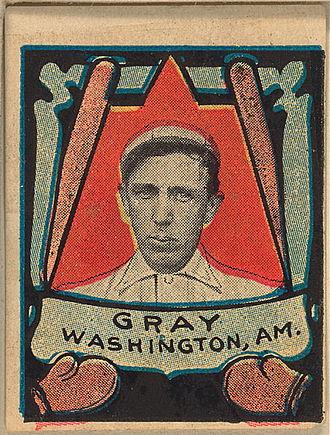 Dolly Gray (baseball) - Image: Dolly Gray