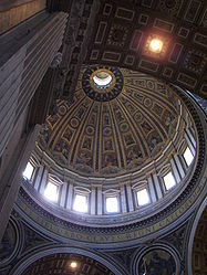 Dome of St. Peters Basilica (interior) 2.jpg