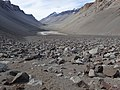 Don Juan Pond, South Fork, Upper Wright Valley, Antarctica 2016 03.jpg