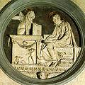 Donatello, tondo di san marco, 1434-43.jpg