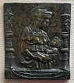 Donatello (da), madonna col bambino, 1450-1500 ca..JPG