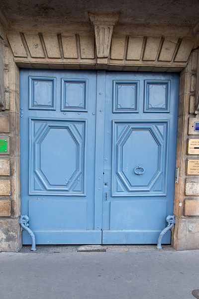 Doors of Lyon, France 5.jpg