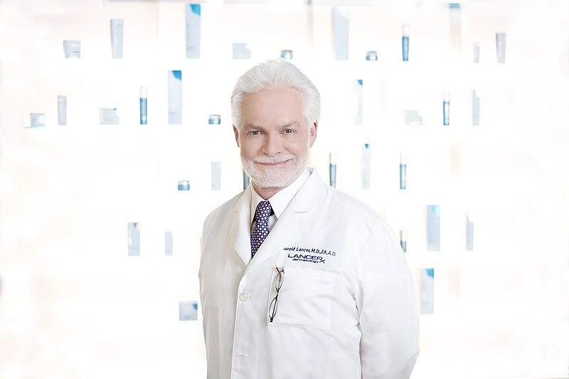 File:Dr. Harold Lancer.jpg