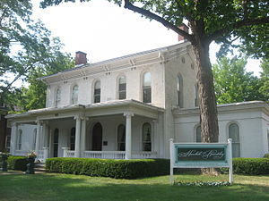 National Register of Historic Places listings in Elkhart County, Indiana
