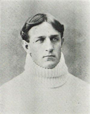 John B. Eckstorm - Eckstorm pictured in Makio 1901, Ohio State yearbook