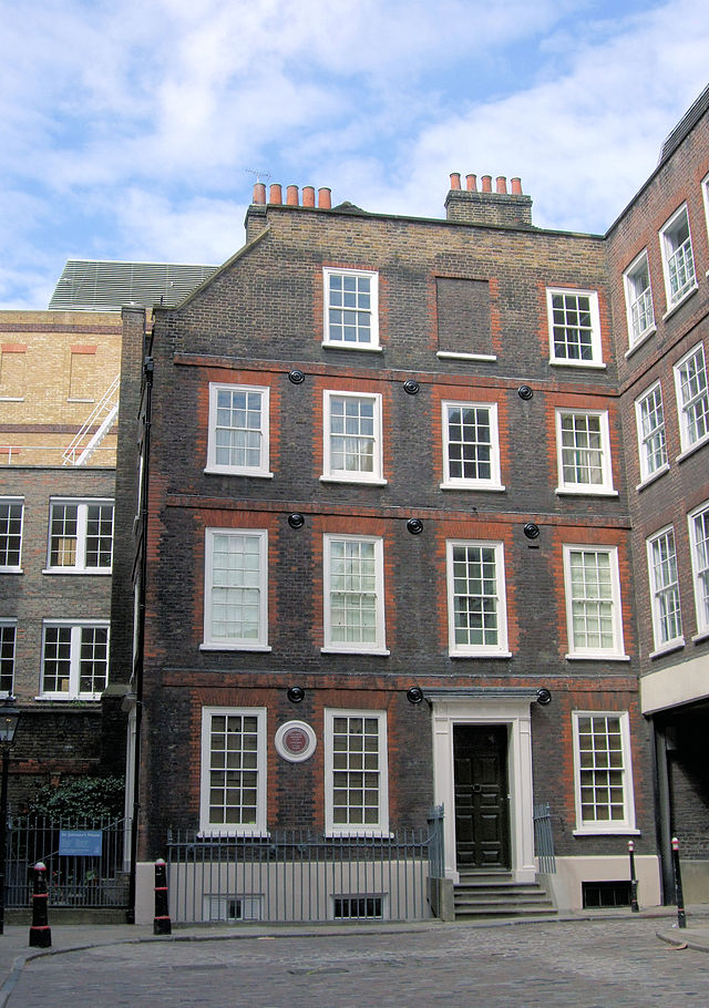 Dr Johnson's House