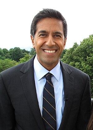 Sanjay Gupta - Gupta, circa 2011