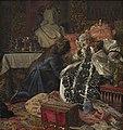 Dronning Sophie Amalies død.jpg