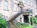 Drumlanrig Castle, South Front Doorway - geograph.org.uk - 1474654.jpg