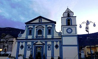 Sarno - The St. Michael Cathedral