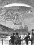 Dupuy de Lome Airship - Scientific American - 1873.png