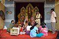 Durga Puja - Biswamilani Club - Padmapukur Water Treatment Plant Road - Howrah 2013-10-14 3464.JPG