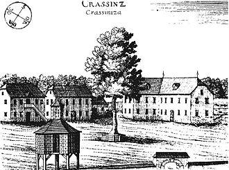 Krasinec - Krasinec Manor