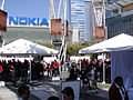 E3 2011 - Nintendo Media Event - post-show 3DS demo area (5811355582).jpg