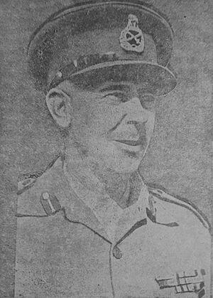 Robert Mansergh - Sir Robert Mansergh