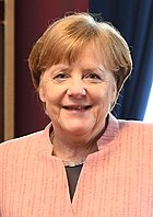 Amtierende Bundeskanzlerin Angela Merkel (CDU)