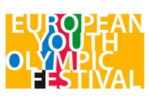 European Youth Olympic Festival - Image: EYOF logo