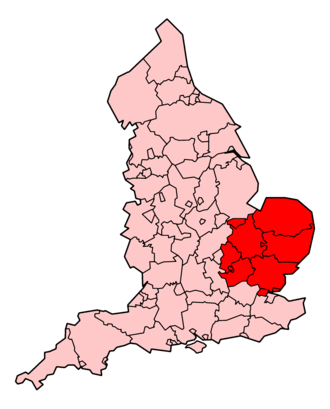 East of England Ambulance Service - The trust's ambulance service coverage within the East of England.