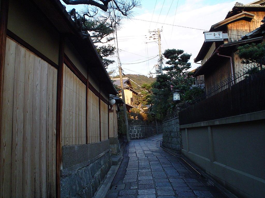 East Gion