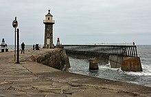 East Pier and Breakwater - geograph.org.uk - 1263533.jpg