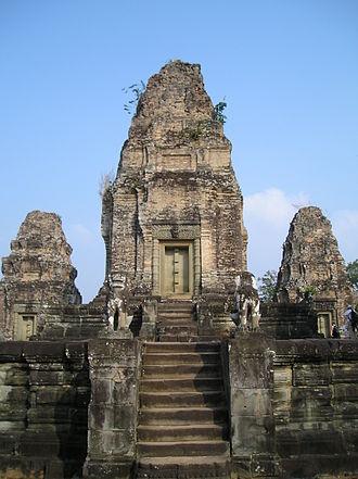 10th century in architecture - Image: Eastmebon