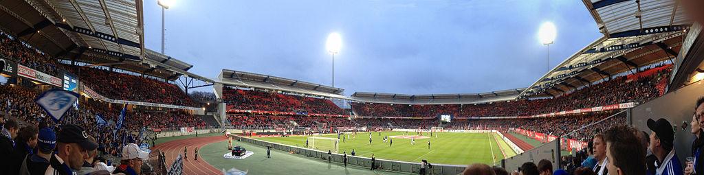 1. FC Nürnberg | EasyCredit-Stadion Panorama 2012-04-11