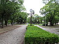 Ebisu Park (Xavier Park) in Sakai city, Ōsaka prefecture.JPG