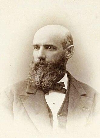Ed Schieffelin - Schieffelin in 1882