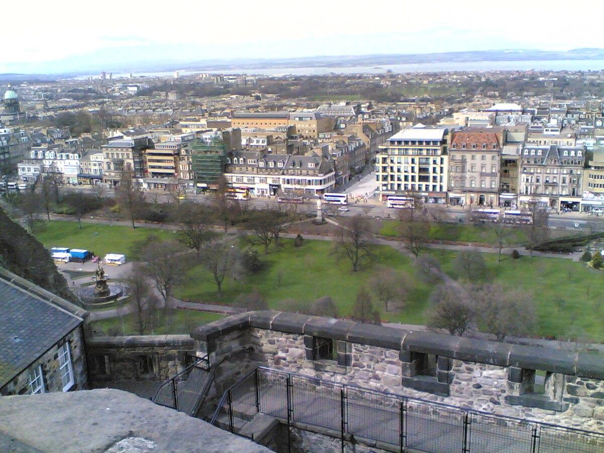 New Town, Edinburgh - Wikipedia