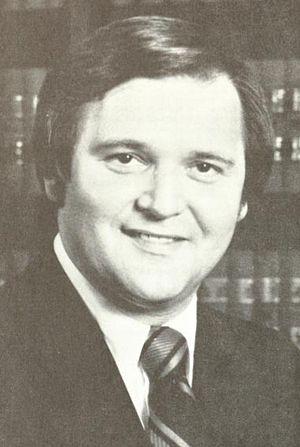 North Carolina gubernatorial election, 1984 - Image: Edmisten RL