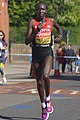 Edna Kiplagat- London Marathon 2014.jpg