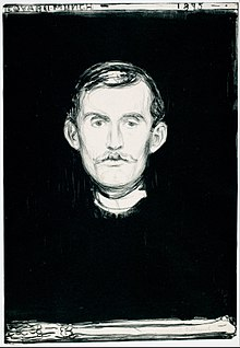 987f66125511f Self-Portrait with Skeleton Arm, 1895