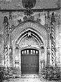 Eglise - Portail ouest - Fléac-sur-Seugne - Médiathèque de l'architecture et du patrimoine - APMH00027886.jpg