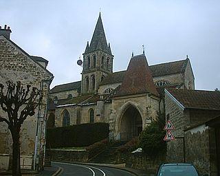 Jouy-le-Moutier Commune in Île-de-France, France