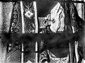Eglise Saint-Martin - Vitrail, baie 3 (détail), Mains jointes de l'évêque François de Dieuteville - Montmorency - Médiathèque de l'architecture et du patrimoine - APMH00005389.jpg
