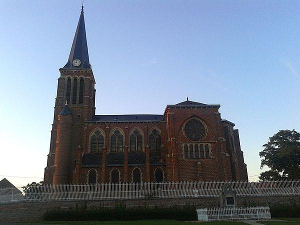 Photo de la ville Chalandry