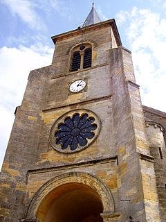 Thonne-la-Long Commune in Grand Est, France