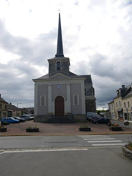 Eglise de la poueze