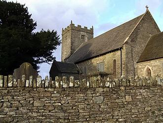 Eglwysilan - Eglwysilan Church