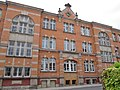 Ehemaliger Eingang der Alexander-von-Humboldt-Schule - Eschwege Humboldtstraße 1 - panoramio.jpg