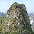 Eine typischer Kegelkarstberg aus der Nähe - panoramio.jpg