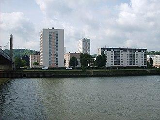 Elbeuf - Elbeuf - Quartier du Puchot