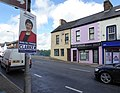 Election poster, Market Street, Omagh (geograph 5413986).jpg