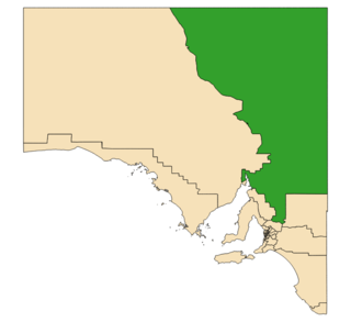 Electoral district of Stuart state electoral district of South Australia