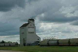 Theodore, Saskatchewan Village in Saskatchewan, Canada
